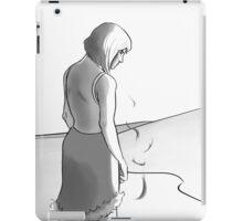 Be strong, Korra iPad Case/Skin