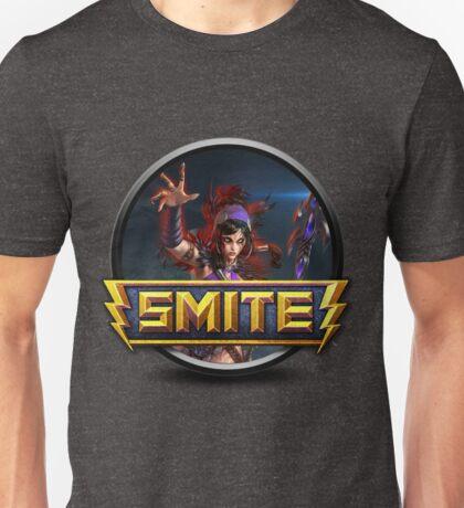 Smite The Morrigan Logo Unisex T-Shirt