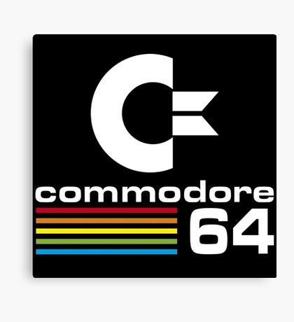 Commodore 64 Canvas Print