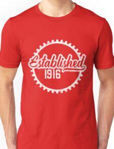 Established 1916 Unisex T-Shirt