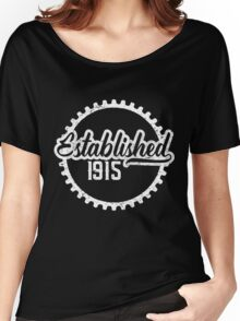 Established 1915  Women's Relaxed Fit T-Shirt