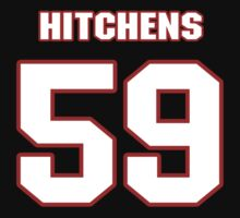 NFL Player Anthony Hitchens fiftynine 59 T-Shirt