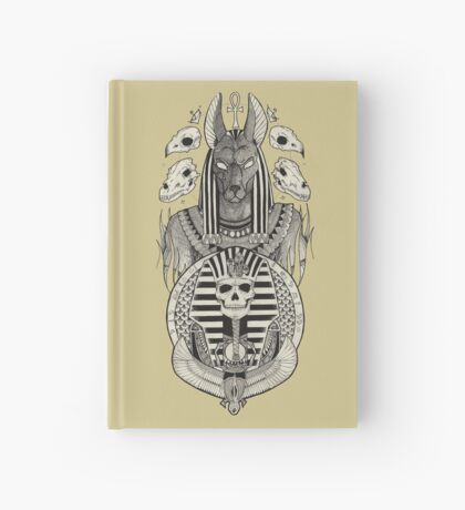 Anubis. Hardcover Journal