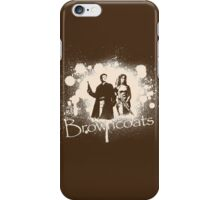 Firefly Browncoats iPhone Case/Skin