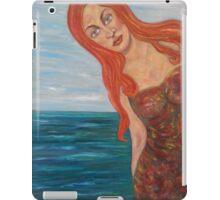Belle en Espagne iPad Case/Skin