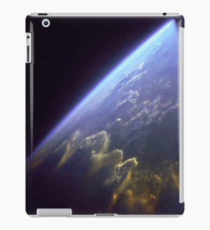 Andes Mountains from Gemini 7, 1965 iPad Case/Skin