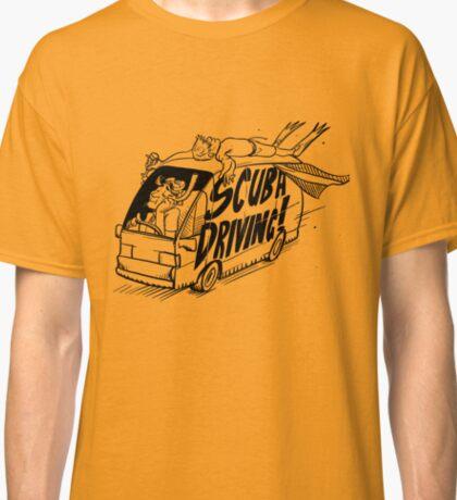SCUBA Driving! Classic T-Shirt