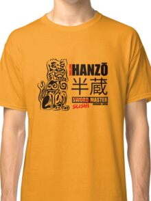 Kill Bill Hattori Hanzō Sword Master Classic T-Shirt