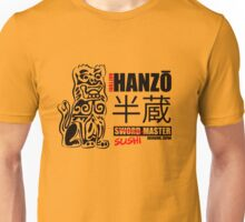 Kill Bill Hattori Hanzō Sword Master Unisex T-Shirt