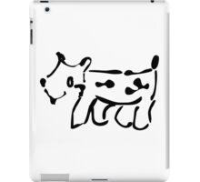 Little dog iPad Case/Skin