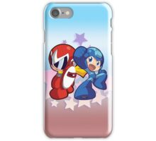 Rockman & Protoman | Please Like and Share :) iPhone Case/Skin