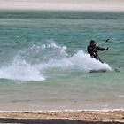 Kite Surfing by Ian Berry