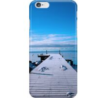 Serenity. iPhone Case/Skin