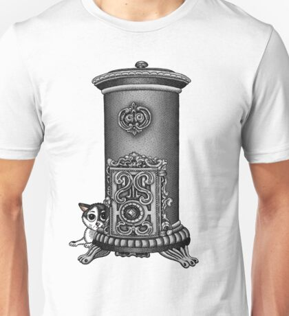 Behind the stove Unisex T-Shirt
