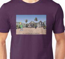 Déjà vu or Vujà dé? Unisex T-Shirt