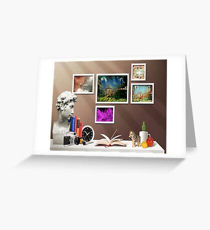 Album St-Vincent Greeting Card