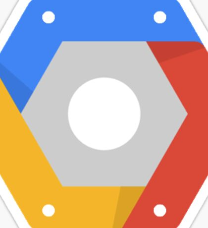 Google Cloud Platform Sticker