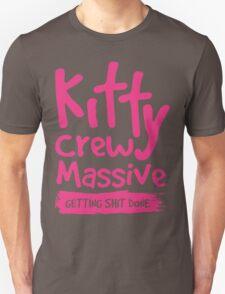 Kitty Crew Massive Tee Unisex T-Shirt