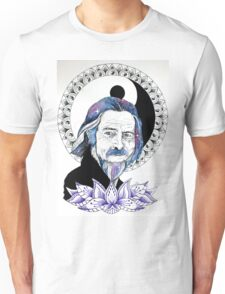 Alan Watts Unisex T-Shirt