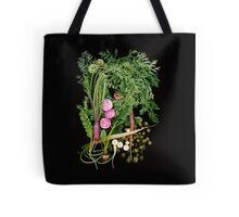 Rhythm and Roots Veggies Tote Bag