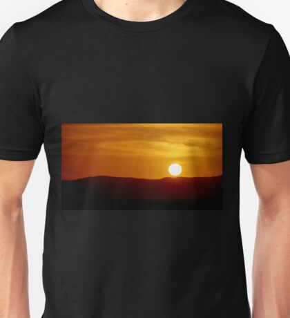 Naukluft Mountains Sunset Unisex T-Shirt