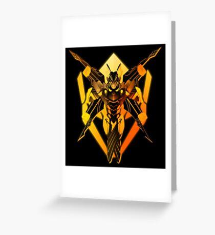 Anubis Pharah Greeting Card