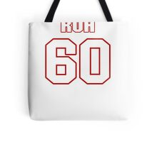 NFL Player Craig Roh sixty 60 Tote Bag