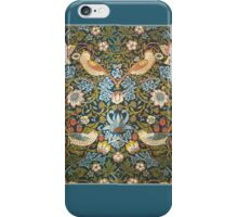 William Morris Pattern Birds and Flowers iPhone Case/Skin