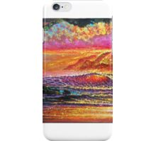 Lava Tube Fantasy- Warm and Cool iPhone Case/Skin
