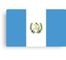 Guatemala - Standard Canvas Print