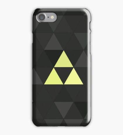 Triforced (The Legend Of Zelda Triforce) iPhone Case/Skin