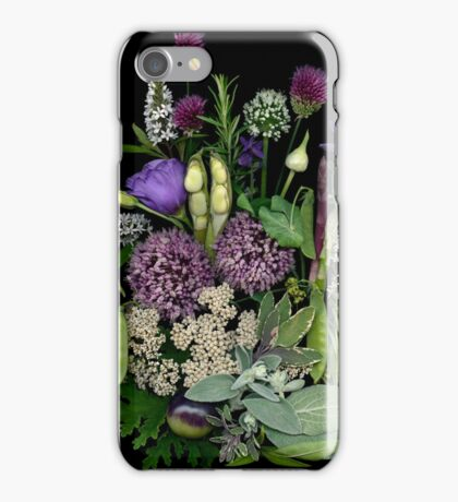 Edible Rearrangement iPhone Case/Skin