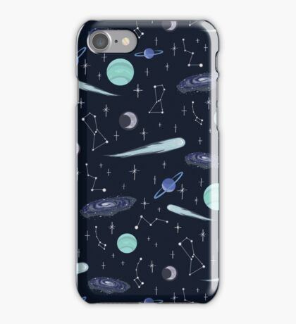 space pattern iPhone Case/Skin