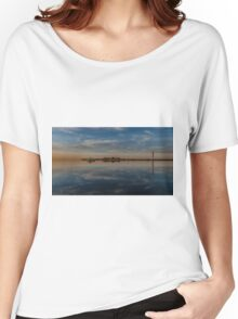 Looking north. Women's Relaxed Fit T-Shirt