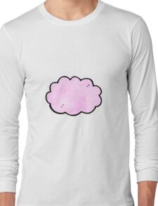 cartoon cloud Long Sleeve T-Shirt