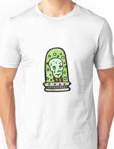 head in jar cartoon Unisex T-Shirt