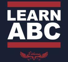 Learn ABC One Piece - Short Sleeve