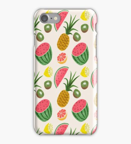 fruit pattern iPhone Case/Skin