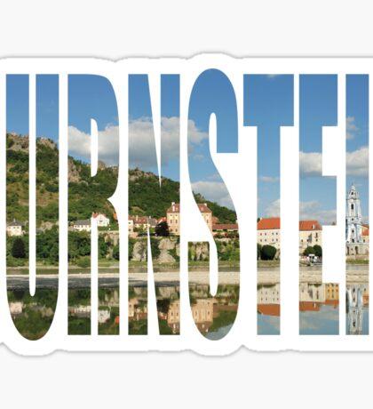 Durnstein Sticker
