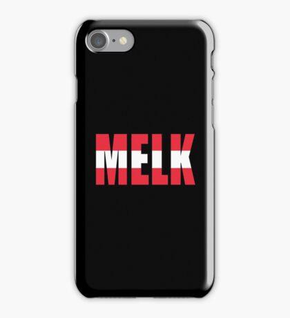 Melk iPhone Case/Skin