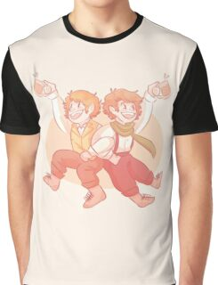 merry and pippin Graphic T-Shirt