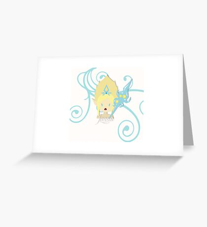 League of Legends - JANNA Greeting Card