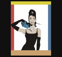Breakfast at Tiffany's by icedtees