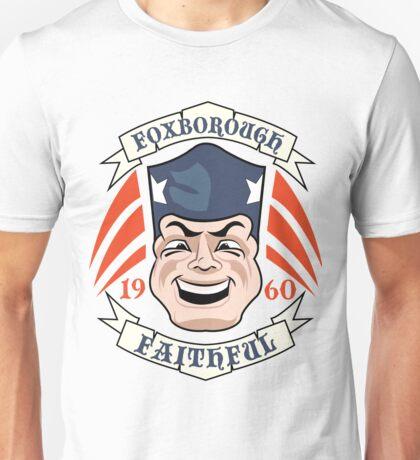 Foxborough Faithful Unisex T-Shirt