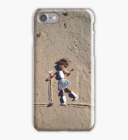 Back Up Girl iPhone Case/Skin