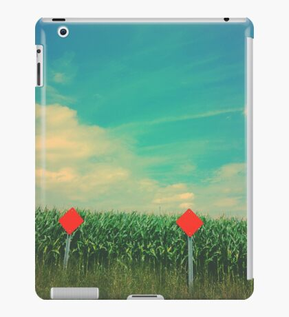 End of the Road iPad Case/Skin
