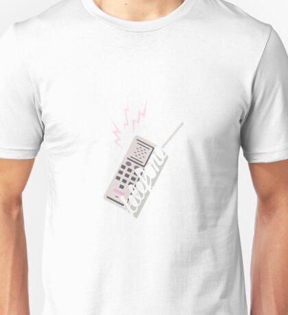 Noname Telefone  Unisex T-Shirt