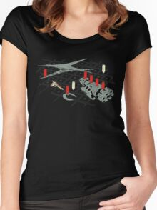 You Sunk My Battlestar Women's Fitted Scoop T-Shirt