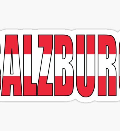 Salzburg Sticker