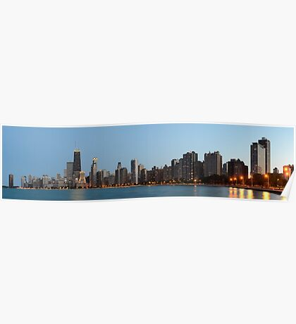 Chicago By The Water Poster